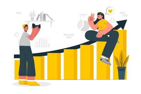 Руководство по использованию стратегии трендовой торговли с Binarium