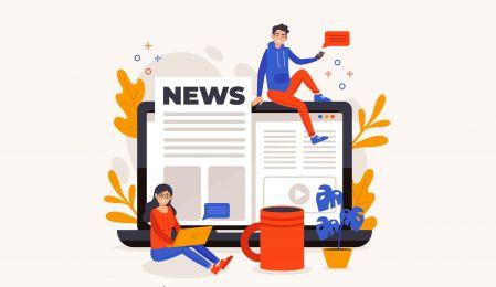 Trading The News & Analysis with Binarium