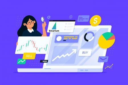 How to Trade Binary Options in Binarium
