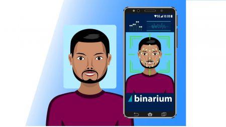 How to Login and Verify Account in Binarium