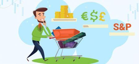 Валюты, золото или индексы… Чем торговать в первую очередь?