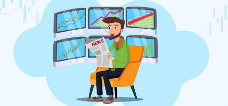 Профессиональная торговля на новостях с инструментами MetaTrader